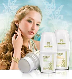 Природная чистота с дезодорантами